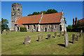 TA0853 : St Elgin's Church, North Frodingham by Ian S