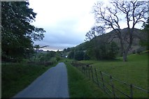 NY3404 : Path around Loughrigg Tarn by DS Pugh