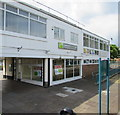 ST2995 : Ground floor shop to rent, Caradoc Road, Cwmbran by Jaggery