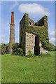 SW6332 : Engine house - Nancegollan Mine by Chris Allen