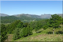 NY3404 : Looking down from Neaum Crag by DS Pugh