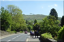 NY3704 : Rydal Road by DS Pugh