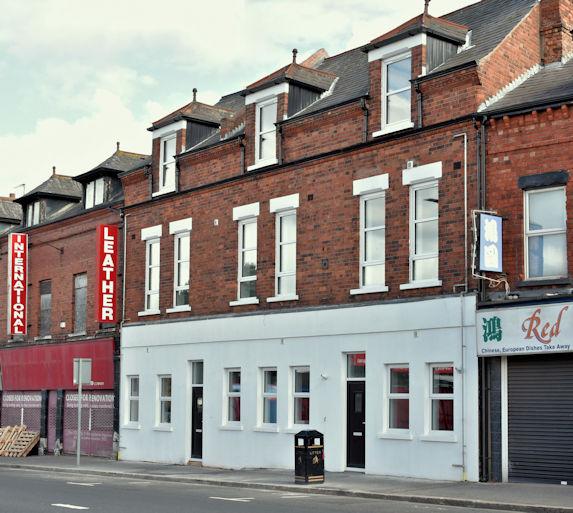 Nos 42-48 Upper Newtownards Road, Belfast (June 2017)