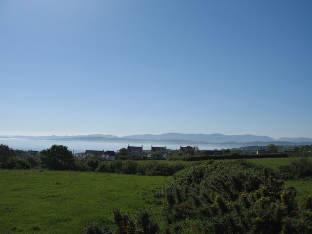 View over Moelfre