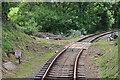 SW6530 : Helston Railway - Pump House Crossing by Chris Allen