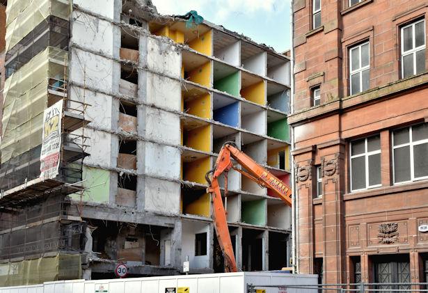 Nos 5-7 Brunswick Street, Belfast - June 2017(2)