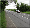 SP0000 : Tetbury Road towards Cirencester by Jaggery