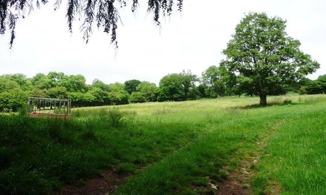 Field entrance, off Hunthouse Lane