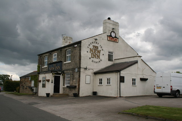 Arthington:  The 'New Inn'