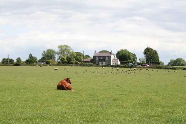 Arthington:  The 'New Inn'