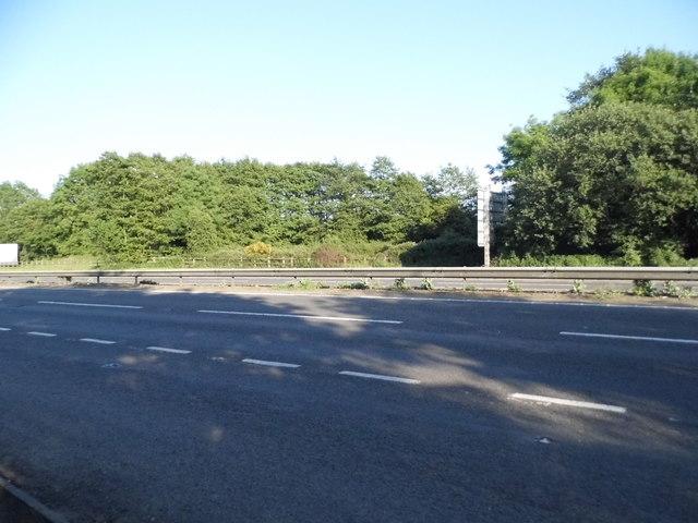 The A11 before Wymondham