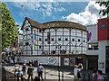 TQ3280 : The Globe Theatre, London by Christine Matthews