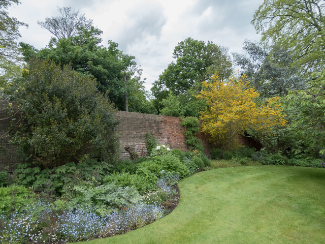 Image result for sloping garden