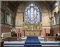 TQ4070 : St Mary, Plaistow - Chancel by John Salmon