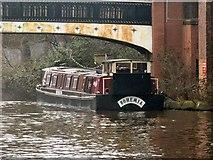 SJ8297 : Bohemia on the Bridgewater Canal by Gerald England