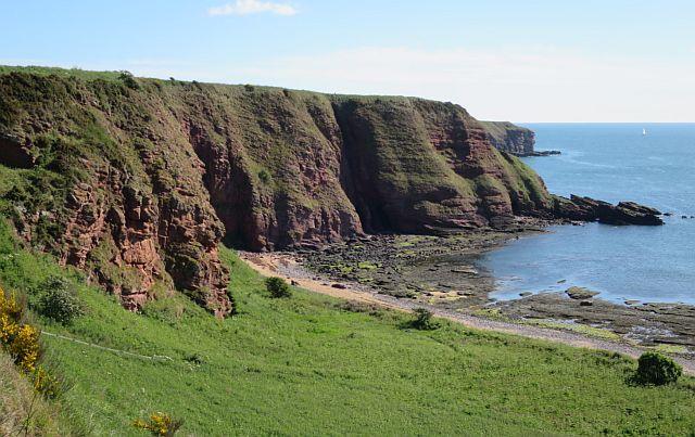 North of Carlingheugh Bay
