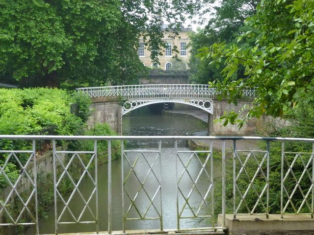Bridges in Sydney Gardens, Bath