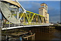 TA1028 : Drypool Bridge by N Chadwick