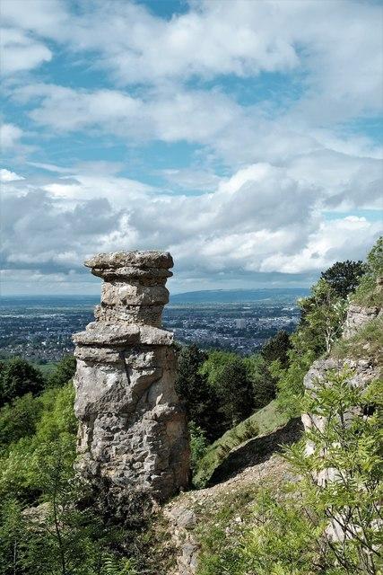 Devil's Chimney, Leckhampton Hill