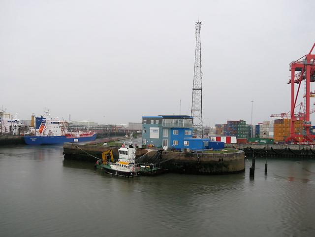 Dublin Port Operations Centre