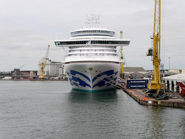 Port of Dublin Cruise Terminal