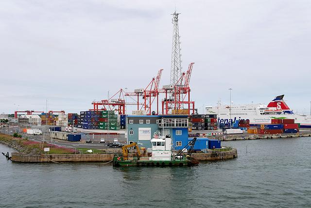 Port Operations Centre, Dublin