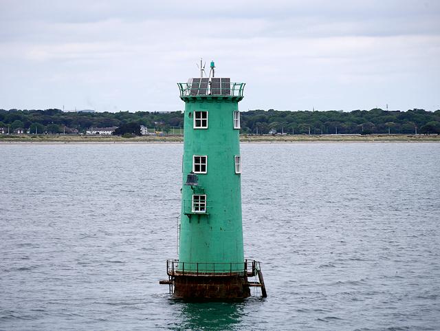 North Bull Lighthouse, Dublin Bay