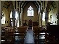 TQ2075 : Inside St Mary Magdalen R.C. Church, Mortlake (7) by Basher Eyre