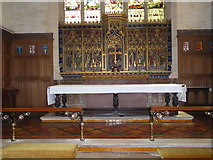 TQ2075 : Inside St Mary the Virgin, Mortlake (16) by Basher Eyre