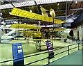 SJ8397 : Roe Triplane I by Gerald England