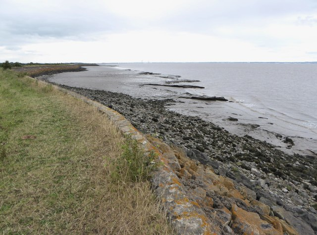 Gwent Levels Sea Wall