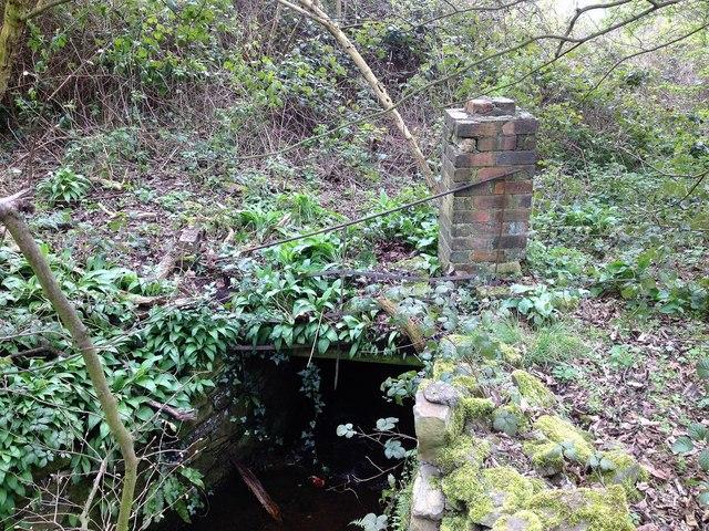 New Mill Gill - Bingley