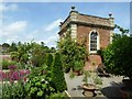 SO7113 : Gazebo, Westbury Court Garden by Philip Halling