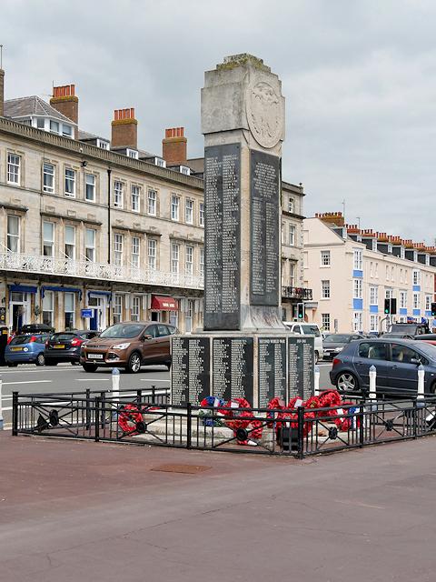 Weymouth Cenotaph