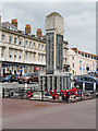 SY6879 : Weymouth Cenotaph by David Dixon