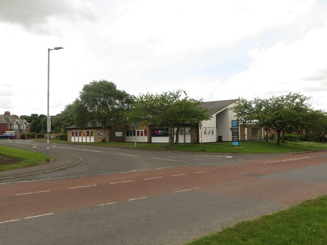 Coop supermarket, Bedlington