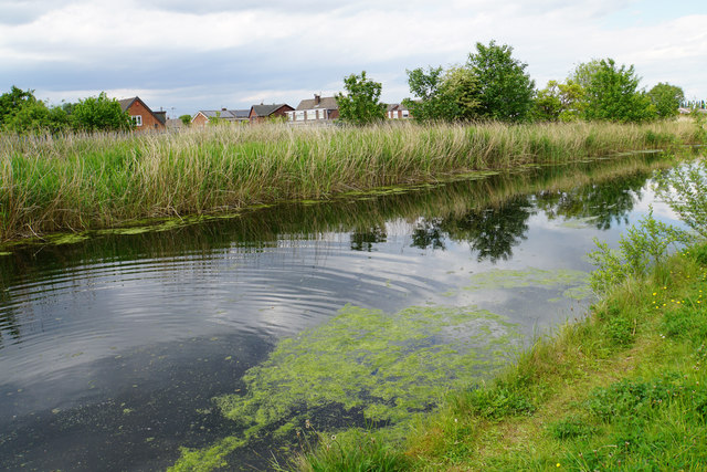 The St Helens Canal