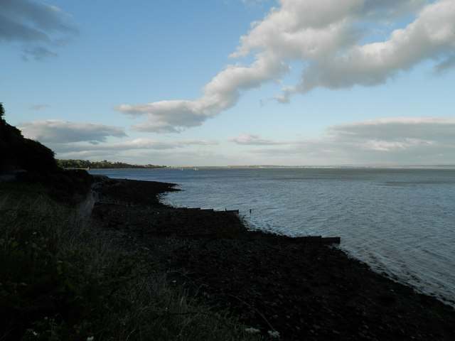 Shore between Avoch and Fortrose
