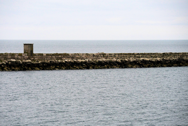 Outer Breakwater, Portland Harbour