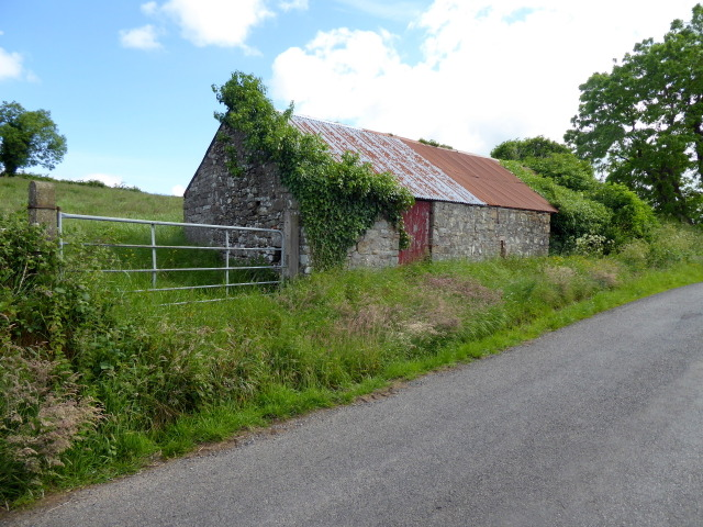 Old farm building, Ballynapottage