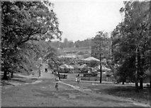 TQ2686 : Hampstead Heath Vale of Health, 1960 by Ben Brooksbank