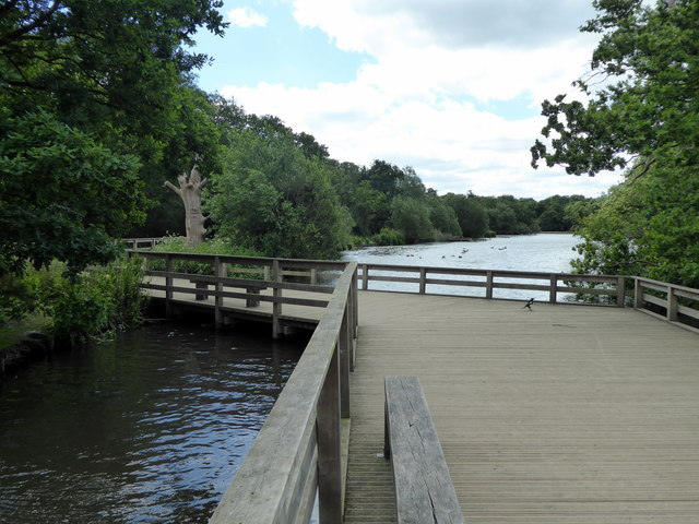 Boardwalk Connaught Waters