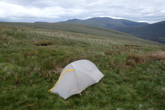 Tent, Bowscale Fell