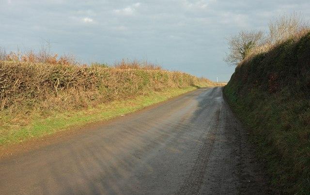 Lane to Trevilder