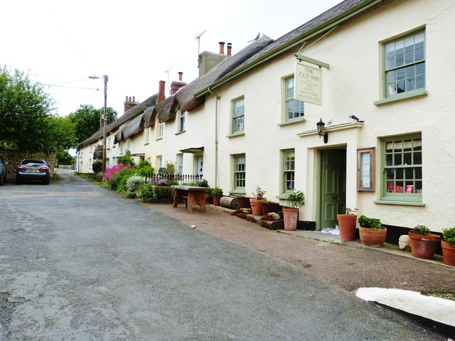 The Old Inn, Drewsteignton, Devon