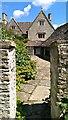 SU2598 : West elevation, Kelmscott Manor, Oxfordshire by Brian Robert Marshall