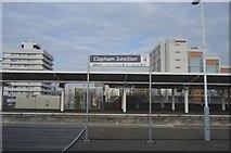 TQ2775 : Platform 4, Clapham Junction by N Chadwick