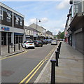 SO1409 : North along Commercial Street, Tredegar by Jaggery