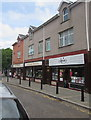 SO1409 : Marion's Card Shop in Tredegar town centre by Jaggery