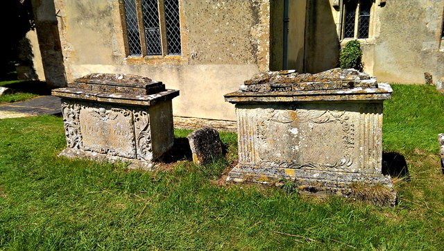 Ford memorial, Church of St George, Kelmscott, Oxfordshire
